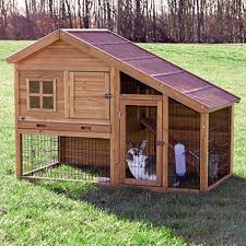 3 Storey Rabbit Hutch Trixie Rabbit Hutch With A View 59 25