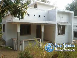 Home Design Low Budget Small Budget Kerala House Plans