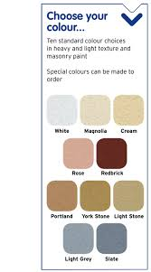 exterior wall paint colours uk a cottage after external wall