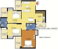 trident embassy in sector 1 noida extension noida price
