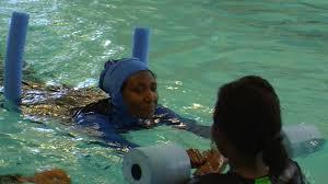 ymca offers women only swim hours for muslim women kpbs