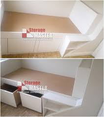 Bedroom Storage Design Box Bedroom Storage Over Stairs Like The Idea Of More Storage
