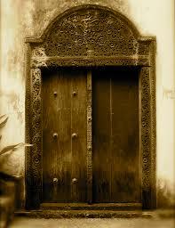 Wooden Door File Wooden Door Mombasa Jpg Wikimedia Commons
