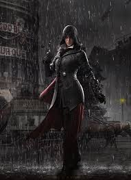 assassins creed syndicate video game wallpapers evie frye the victorian assassin by santap555 deviantart com on
