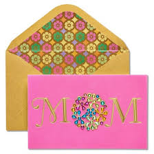 papyrus pink s day card with gems target