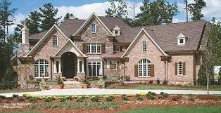 home building blueprints landstone house plan luxury estate mansion style floor plans