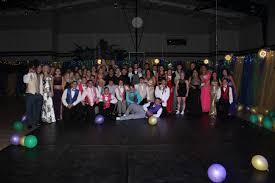 perrin prom held in classy