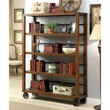 28 fantastic bookcases on casters yvotube com