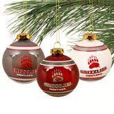 decorate your tree with these awesome montana grizzly