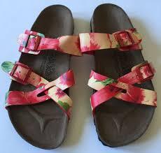 ebay womens sorel boots size 9 birki s floral leather sandals womens shoes birkenstock