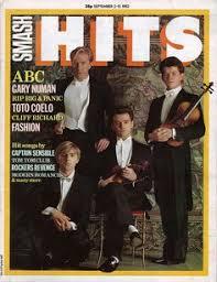 smash hits wedding band 21 vintage covers of smash hits magazine october 15 magazines