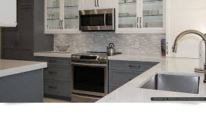 kitchen backsplash for white cabinets modern white marble glass kitchen backsplash tile backsplash