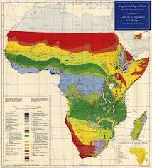 Maps Of Africa The Soil Maps Of Africa Display Maps