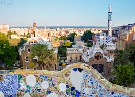 barcelona city view colorful laid back brilliant barcelona in photos fangirl quest