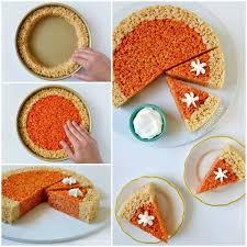 shared food pumpkin rice krispie treats recipe