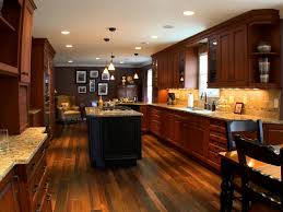 Kitchen Light Under Cabinets by Kitchen Kitchen Oak Floor Oak Kitchen Cabinets Cabinet Lighting