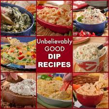35 unbelievably good dip recipes mrfood com