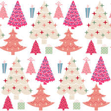 christmas wrapper pink christmas fabric thepinkhome spoonflower