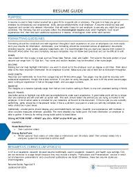 Good Job Titles For Resumes by Resume Guide
