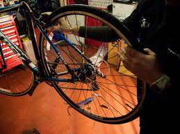 cost cutting how to replace a broken spoke