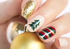Food Nail Art Designs Top 15 Beauty Christmas Nail Art Design U2013 New Easy Winter Manicure
