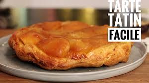 hervé cuisine tarte tatin la recette facile de tarte tatin aux pommes caramélisées