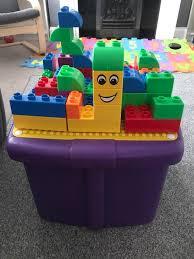 duplo table with storage duplo table with storage plus bricks in consett county