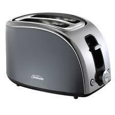 Sunbeam 2 Slice Toaster Sunbeam Pure Elements 2 Slice Toaster With Easy Glide Lever