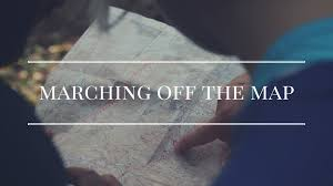 Off The Map Marching Off The Map Word Of Life Fellowship