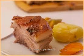 cuisiner palette de porc cuizinalau palette de porc à la couenne craquante cuizinalau