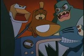 Brave Little Toaster Movie Boo Gleech