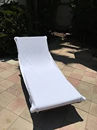 Lounge Chair Slipcover Amazon Com Winter Park Towel Co Chaise Lounge Pool Chair Cover