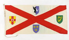 house flag irish shipping ltd national maritime museum