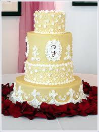 cake monograms monogrammed wedding cakes the wedding specialiststhe wedding
