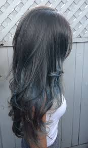 black grey hair amazing silver highlights images and video tutorials