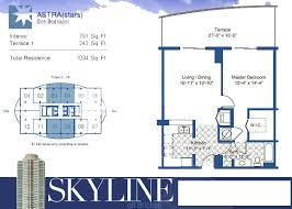Axis Brickell Floor Plans Skyline On Brickell Premier International Properties