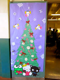 Halloween Door Decoration Contest Highlands Intermediate Student Activities Christmas Door