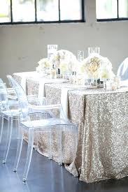Sequin Table Runner Wholesale Champagne Sequin Tablecloth Uk 120 Wholesale Champagne Premium Big