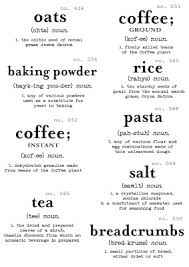 labels for kitchen canisters your own labels for glass canisters looks vintage i want to