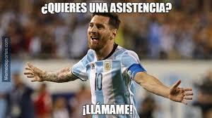 Memes De Lionel Messi - lionel messi memes por su gran actuaci祿n con argentina en copa