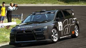 modified mitsubishi 2007 mitsubishi lancer evolution x tc gt5 by vertualissimo on