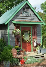 potting shed garden shop sign hometalk