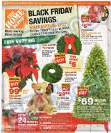 black friday ads at home depot home depot 2013 black friday ad posted