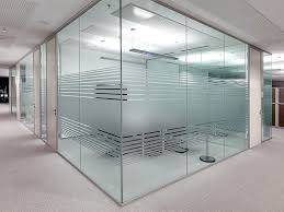 Separator Wall by Best 25 Glass Partition Ideas On Pinterest Glass Partition