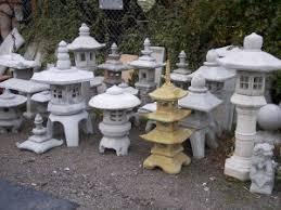 asian garden and statuary concrete garden decor portland