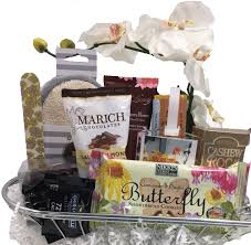 Relaxation Gift Basket Anniversary Gift Baskets Taylor Made For You