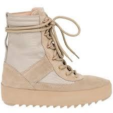 womens boots season yeezy season 3 beige boots boots