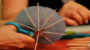 How To Make Paper Umbrellas - sno valley greetings cards by cocktail umbrella lantern