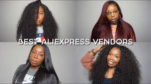 best hair vendors on aliexpress top 5 best aliexpress hair vendors my opinion youtube