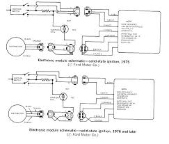 1975 ford coil wiring ford wiring diagram instructions